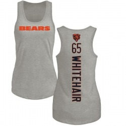 Women's Cody Whitehair Chicago Bears Backer Tri-Blend Tank Top - Ash