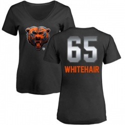 Women's Cody Whitehair Chicago Bears Midnight Mascot T-Shirt - Black