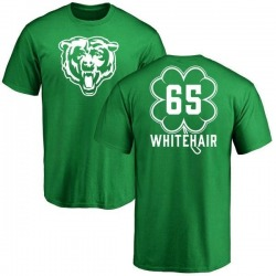 Youth Cody Whitehair Chicago Bears Green St. Patrick's Day Name & Number T-Shirt